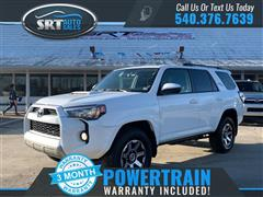 2019 TOYOTA 4RUNNER SR5/SR5 Premium/Limited/TRD Off Road/TRD Off Road Premium/TRD Pro/Limited Nightshade