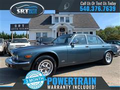 1982 JAGUAR XJ6 LOW MILES GARAGE KEPT