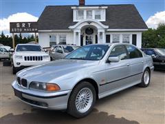 1997 BMW 5 SERIES 540iA
