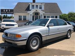 1999 BMW 7 SERIES 740iL