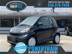2011 SMART FORTWO Pure/Passion