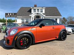 2013 MINI COOPER COUPE S