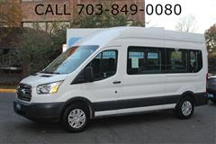 2016 FORD TRANSIT WAGON XLT 15 PASS