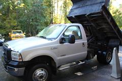 2005 FORD SUPER DUTY F-350 DRW XL/XLT