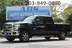 2011 FORD SUPER DUTY F-250 SRW Lariat CrewCab 4WD