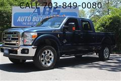 2013 FORD SUPER DUTY F-350 SRW Platinum Crew Cab 4X4