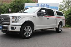2016 FORD F-150 PLATINUM - CREWCAB 4X4