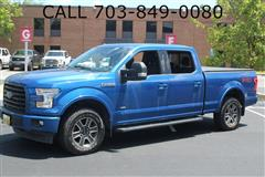 2017 FORD F-150 Lariat SuperCrew 6.5ft Bed 4WD