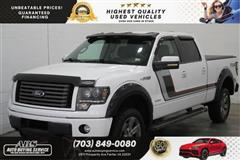 2012 FORD F-150 FX4 w/ Sport Package