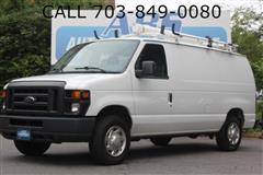 2013 FORD ECONOLINE CARGO VAN E-150 Cargo Van