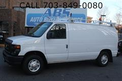 2012 FORD ECONOLINE CARGO VAN Commercial/Recreational