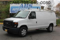 2013 FORD ECONOLINE CARGO VAN Commercial/Recreational