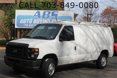 2011 FORD ECONOLINE CARGO VAN Commercial/Recreational