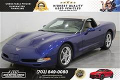 2004 CHEVROLET CORVETTE COLLECTOR EDITION