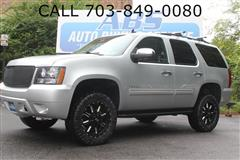 2013 CHEVROLET TAHOE LIFTED AND LOTS OF EXTRAS