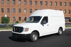 2018 NISSAN NV Cargo 2500 HD w/ High Roof