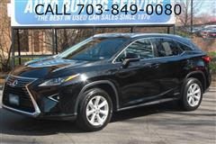 2016 LEXUS RX 450H Hybrid AWD Navi Back Up Camera