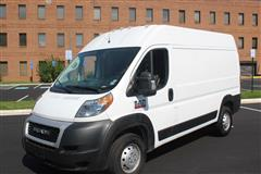 2019 RAM PROMASTER CARGO VAN 2500 HIGH ROOF