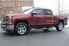 2015 CHEVROLET SILVERADO 1500 LTZ w/Z71 Package