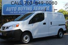 2017 NISSAN NV200 COMPACT CARGO S