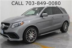 2016 MERCEDES-BENZ GLE AMG GLE 63 S-Model