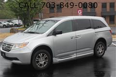 2011 HONDA ODYSSEY EX-L Handicap Van