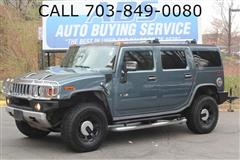 2008 HUMMER H2 Luxury W/Navigation & DVD