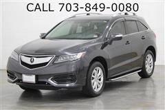 2016 ACURA RDX Tech Pkg/Tech/AcuraWatch Plus Pkg