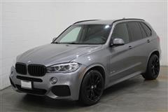 2017 BMW X5 xDriver 50i M Sport Pkge
