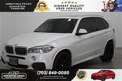 2016 BMW X5 X-Drive 35i Premium