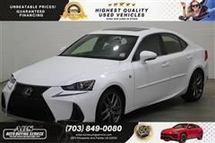 2018 LEXUS IS IS 300