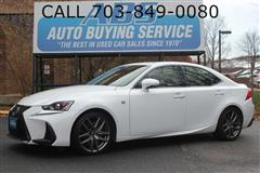 2017 LEXUS IS IS 300 AWD FSPORT