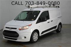2016 FORD TRANSIT CONNECT XLT CARGO VAN LWB