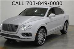 2018 BENTLEY BENTAYGA W12 Signature
