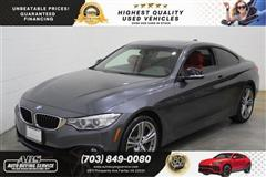 2016 BMW 4 SERIES 435i xDrive w/M SPORT PACKAGE