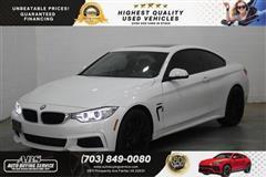 2014 BMW 4 SERIES 435i xDrive M Sport