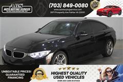2015 BMW 4 SERIES 435i xDrive Gran Coupe M Sport