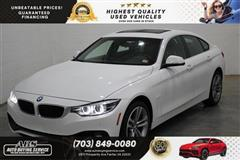 2018 BMW 4 SERIES 430i xDrive Gran Coupe Sport