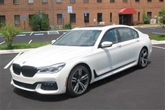 2018 BMW 7 SERIES 750Li --Sport Package