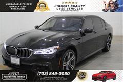 2019 BMW 7 SERIES 750 Li M Sport Package