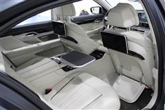 2016 BMW 7 SERIES 750i xDrive M sport Back Seat Package/ Rear DVD