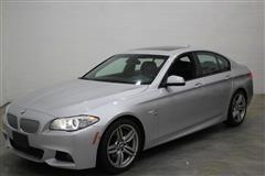 2011 BMW 5 SERIES 550i xDrive