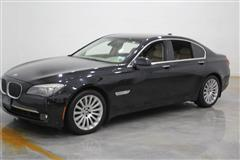 2010 BMW 7 SERIES 750 Li M Sport Package