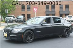 2014 BMW 7 SERIES 740Li EXECUTIVE M SPORT
