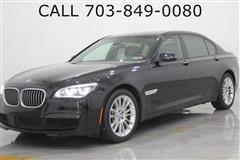 2015 BMW 7 SERIES 750Li Sport Package