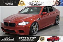 2016 BMW M5 M5