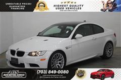 2011 BMW M3 RARE COMPETITION & PREM PKG / NAVI / HIFI SOUND