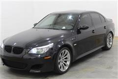 2008 BMW 5 SERIES M5