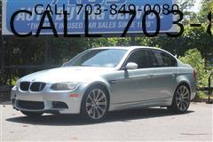 2008 BMW 3 SERIES M3 W/ 6 speed Manual Transmision