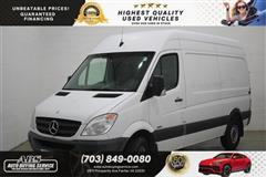 2013 MERCEDES-BENZ SPRINTER CARGO VANS